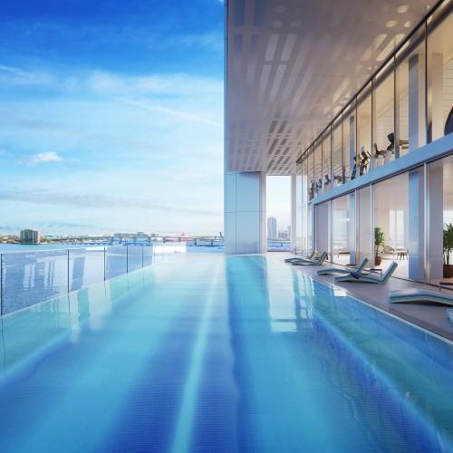 09_Bayside Terrace Infinity Pool_Hor
